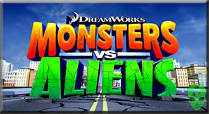 Monsters vs Aliens Games Free Online